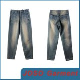 Women Casual Vintage Denim Jeans (JC1122)