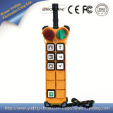 F24-6D Double Speed Industrial Wireless Remote Control for Crane