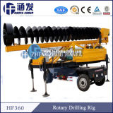 Hf360 Small Auger Drill Rig