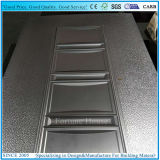 Decorative Embossed Flower Interior Steel Doors with Steel Sheet
