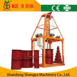 Cement Tube/Pipe Making Machines (SY-1000)