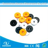 Waterproof PVC RFID Coin Tag/Plastic H3 RFID ABS Disc Token Tag