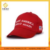 Promotional Gift Unisex Embroidery Baseball Caps Sports Hats