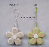 Wood Flower Easter Spring Decoration Hanger