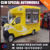 Cheap Nice Good Quality China Fast Food Vending Truck Books Flowers Selling