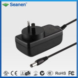 Travel 24W AC 15V 1.5A SAA DC Switching Power Adapter