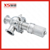 Stainless Steel Sanitary Pressure Release Safety Valve