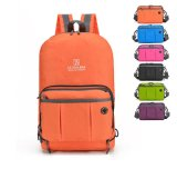 Waterproof Foldable Outdoor Backpack Bag Nylon Fabric Multi Compartment Travelling Backpack