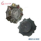 Custom Made Antique Metal Badge with Best Price