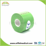 Free Sample Cotton Waterproof & Flexible Athletic Kinesiology Tape