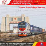 Land Transport Shenzhen China to Russia Moscow DDP Freight Forwarder Customs Clearance Duty