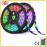 5m SMD 2835\5050 Waterproof RGB LED Strip 60LEDs/M DC12V Flexible LED String Light Ribbon Tape Home Decoration Lamp