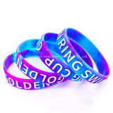 Best Price Silicone Bracelet with Embossed Printing for 2020 Promotion Event