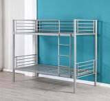 Army Military Cheap Iron Bunk Beds Steel Double Beds for Adults