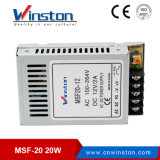 12V 24VDC 20W Single Output LED Ultrathin Adapter with Ce RoHS