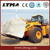 Ltma 28 Ton Forklift Wheel Loader with Optional Steel Radial Tires