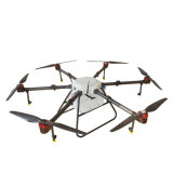 Carbon Fiber Frame Six Axis 22kg RC Agricultural Unmanned Spraying Drone