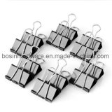 Large 51mm Metal Black Binder Clips