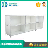 Office Furniture DIY Storage Flat Storage Steel Filing Bookcase