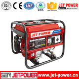 13HP 4.5kw 4.5kVA 4500W Portable Gasoline Power Generator Set