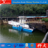 Aquatic Weed Harvester/Garbage Salvage Ship