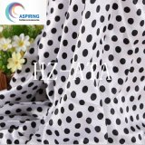 DOT Printed Satin Fabric