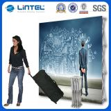 Modern Exhibition Booth Trade Show Display Stand Pop up Display Backdrop Wall