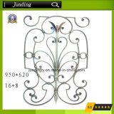 Ornamental Wrought Iron Panel Designs for Iron Railing, Balustrade and Iron Gate