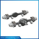 ISO9001-2015 Factory OEM Sand Casting Parts Tectorial Drive Shaft/Front Axle/Drive Axle for Truck/Car/Tractor