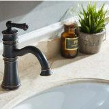 Wholesale Oak Wood Bathroom Cabinet Vanity Sink Unit (GSP14-035)