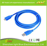 Factory Wholesale USB 3.0 Am to Micro Data Cable