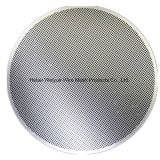 Wholesale Customized Stainless Steel Water Filter Stainless Steel Photo Etching Perforated Mesh Plate