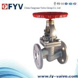 Flanged End Globe Valve with Manual Valve (Class150~600)