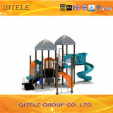 Commercial Outdoor Playground Sets Safety Body-Building Equipment