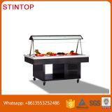 Commerical Salad Bar Food Warmer Refrigerated Salad Bar/Restaurant Equipment