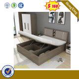 Modern Bedroom Furniture Wooden King Sofa Bed (UL-9BE115)