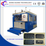2-13mm Plastic Sheet Thickness Automatic Thermoforming Machine