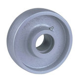 China Wholesale Cast Iron Wheels Semi-Steel