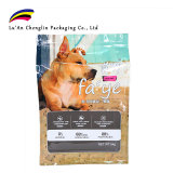 Wholesale Customized Stand up Animal Pet Food Packaging Bag with Zipper