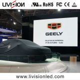 P4.8 LED Display for Car Exhibition with SMD2121 Useful Advertising