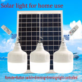 Portable Solar Power Lamp Lighting System with 3PCS LED Bulbs