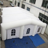 Customed Inflatable White Exhibition Event Party Wedding Tent