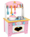 Kitchen Tool Table Wooden Toys
