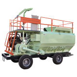 Artificial Soil Slope Used Hydromulch Cost Hydroseeding Mulch Machine Price