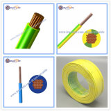 2.5mm Electric Wire House Wiring 2.5 Sq mm 6 mm Electrical Cable Price 6 Sq mm 16mm Single Core Build BV Low Voltage Power Thin Electric Wire and Earth Cable