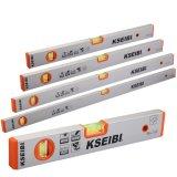Premium Quality 2 Vials Aluminium Magnetic Spirit Level with Adjustable Vials