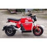 EEC Certificate 80km/H High Speed 120km Long Range Adult Electric Motorcycle