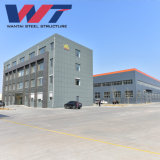 Space Frame for Durable Prefab Steel Structure Warehouse Prefabricated House Building