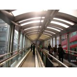 SANYO FUJI Horizontal Escalator Moving Walk used for supermarket public place