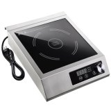 3500W Stainless Steel Restaurant Use Commercial Electrical Induction Cooker